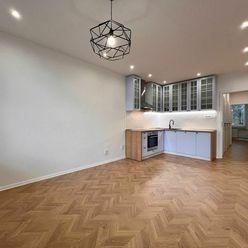 Tehlový 2,5 izbový byt v industriálnom štýle, Letná ul.