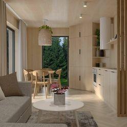 3 izbový apartmán v chalete, Demänovská dolina