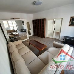na PRENÁJOM 2-izbový byt v Starom meste, na KRÍŽNEJ ul.