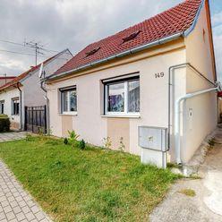 Na predaj: 4 izbový rodinný dom, Veľké Leváre