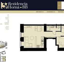 REZIDENCIA HORNÁ 37 - Apartmán_3