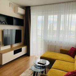 Prenájom 2izb nového bytu v Petržalke na Uderníckej ul.