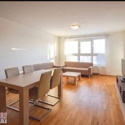 Prenájom čiastočne zariadený novostavba 3izbový byt EDEN park v Ružinove pri Štrkoveckom jazere, 80