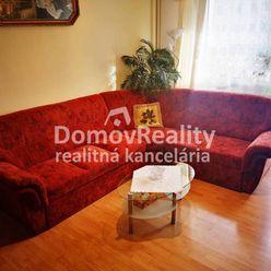 Pekný 3+1 izbový byt, zariadený, Prievidza – ul. Hlinku
