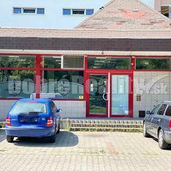PRENÁJOM - Obchodný priestor (predajňa, kaderníctvo, kozmetika, fitness) rozloha 125 m2 Veľkonecpals