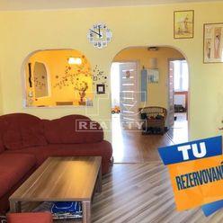 •••REZERVOVANÉ••• 5-izbový byt vo výbornej lokalite na Jilemnického ulici v Spišskej Novej Vsi, 106m