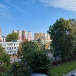 Directreal ponúka Pekný 3-izbový byt s dvoma veľkými loggiami v strede Petržalky