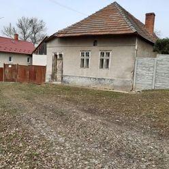Rodinný dom Nevidzany 30km od Nitry