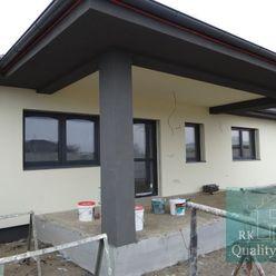 SENEC - NA PREDAJ  novostavba 4  izbového rodinného domu -  bungalov – Mlynská brána - SENEC