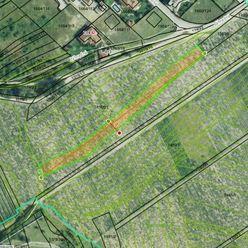 Predáme krásne pozemky v Limbachu, VINICA, investičná príležitosť