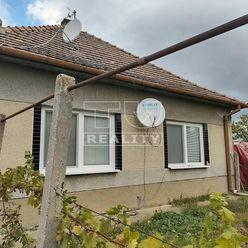 Na predaj priestranný rodinný dom v obci Mostová!!!