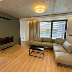 BÁRDOŠOVA - Luxusný 4-izb. byt s terasou a záhradou - Kramáre