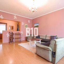3-izbový byt s pekným výhľadom !!!