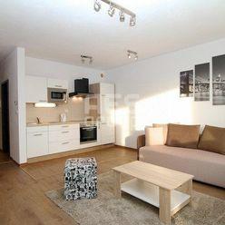 PRENÁJOM, 1 izbový zariadený byt s balkónom, Stupava Agátky