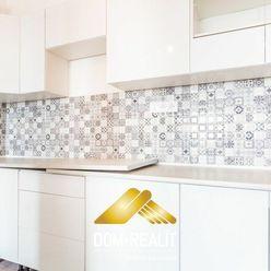 DOM-REALÍT ponúka na predaj útulný 2 izbový byt v novostavbe Tabáň - Nitra
