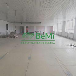 500 m2 viacúčelové priestory na prenájom