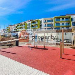 Nový 4-izbový byt s dvomi terasami a panoramatickými výhľadmi na mesto v projekte Grand Koliba