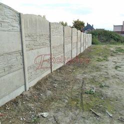 Veľký stavebný pozemok so stavebným povolením