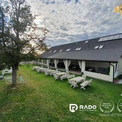 Na predaj luxusná reštaurácia – Lehota pod Vtáčnikom