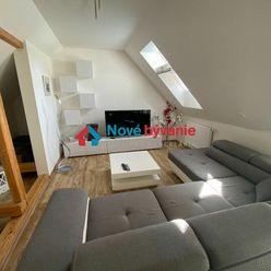 N014-113-MAHO -  - 3 Izbový byt + 30 m2 terasa + súkromná záhrada / Staré Mesto Košice /