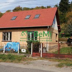 Dom - Chalupa v  Radzovciach  - NA PREDAJ