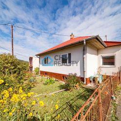 Predám rodinný dom v obci SLANSKÁ HUTA