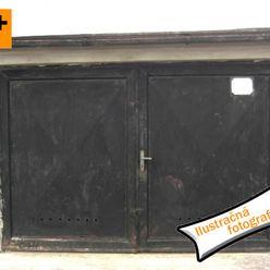 Martin garáž hromadná na predaj - novostavba
