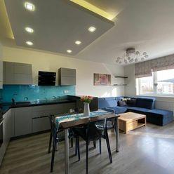 Na prenájom krásny zariadený 3 izbový byt v novostavbe - DCA