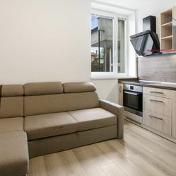 PRENÁJOM 2 izbový byt, 42,5 m2, v novostavbe Central Prievidza, na ulici Terézie Vansovej.
