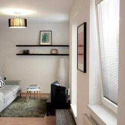 1,5-izb. byt s terasou 22 m2, BEZ PROVÍZIE