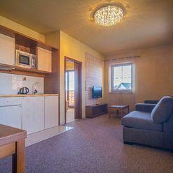 Predám 2 izbový apartmán vo Veľkej Lomnici s možnosťou odpočtu DPH