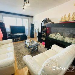 Na predaj 3 izb. byt v pôvodnom stave v Novej Dubnici