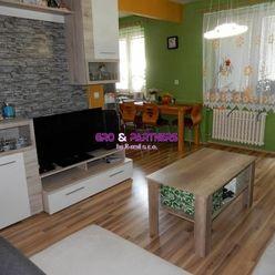 Ponúkame na predaj 2-izb. byt v Kysuckom Novom Meste 51m