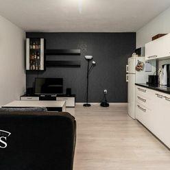 BEDES - REZERVOVANÉ | Moderný 1.5 izbový byt v Kanianke so zariadením