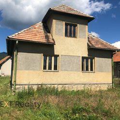 Rodinný dom so slnečným pozemkom v Diviackej N.Vsi