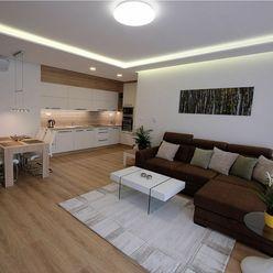 priestranný luxusný 3 izbový slnečný byt s parkovacím státím, samostatnou garážou plus s pivnicou na