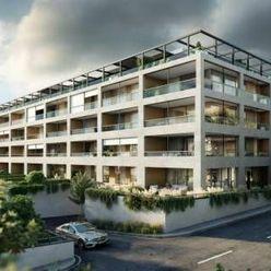 PREDAJ - 4-izbový byt v projekte HAUSBERG, Staré Mesto