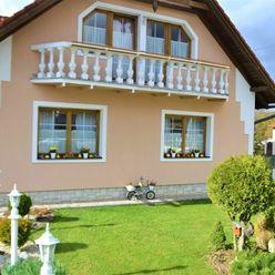 NADŠTANDARDNÝ  murovaný, dvojpodlažný 4 izb.rodinný dom, 955 m2 - Konská, Rajecké Teplice