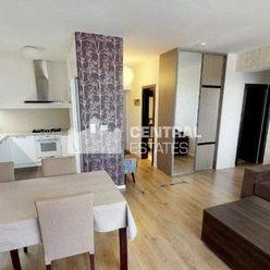 Moderný 3i byt v novostavbe s terasou na prenájom v Petržalke
