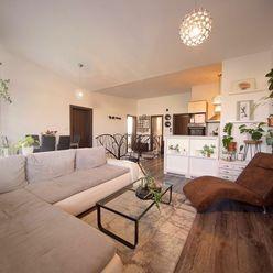 REZERVOVANÉ!!!!Slnečný 4 izb. mezonet v rodinnom dome 2x terasa a parkovanie