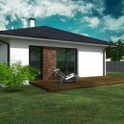 Novostavba na predaj-vysnívaný domov pre Vašu rodinu v obci Košúty