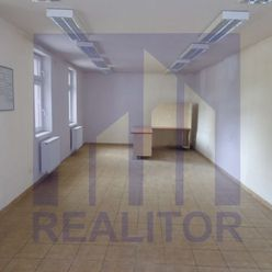 Prenájom - administratívny priestor 80 m2, Banská Bystrica, centrum.