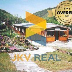 JKV REAL | Ponúkame na predaj Rekreačnú chatu na Remate