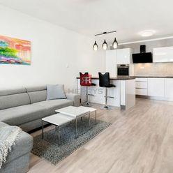 HERRYS - Na predaj 2 izbový byt s lodžiou a parkovacím státím v novostavbe Nobelova v Novom Meste