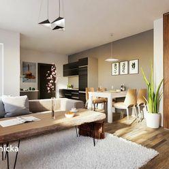 NA PREDAJ | 1 izbový byt 38m2 + balkón Rezidencia Kožušnícka