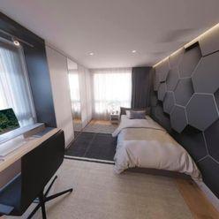 3-izbový byt v krásnom prostredí pri borovicovom háji v Miloslavove