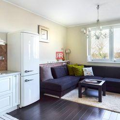 HERRYS - Na prenájom krásny zariadený 2 izbový byt v novostavbe na Ďumbierskej ulici v blízkosti zel