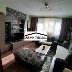 Predaj  3 izbový byt s  loggiou   Sásová
