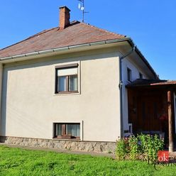Rodinný dom s veľkým pozemkom v Liptovskom Jáne na predaj
