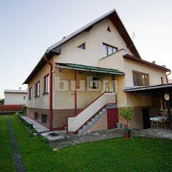 Na predaj rodinný dom s veľkým pozemkom, Kláštor pod Znievom, okres Martin
